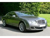 2011 Bentley Continental 6.0 Speed W12 GT 2dr