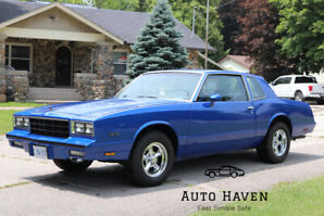 1981 Chevrolet Monte Carlo SS Other