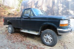 1997 Ford F-350 Camionnette