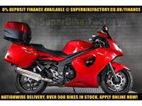 2016 16 TRIUMPH SPRINT GT 1050 ABS 1050CC 0% DEPOSIT FINANCE AVAILABLE