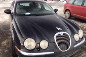 3000 INVESTED RECENTLY ON 2003 JAGUAR S-TYPE 4.2L LOADED LUXURY
