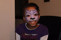 Face-Painting - Party Works! $50! up to 14 faces!