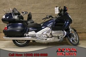 2009 Honda Gold Wing Audio / Comfort / Navi / XM