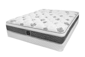 ORGANIC COTTON PILLOWTOP QUEEN SET $299! NOW@SLEEP PARADISE!