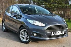 Used Ford Fiesta Zetec, 2013, 1242cc, 5 door