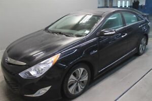 2013 Hyundai Sonata Hybrid Limited at
