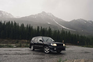 2001 Subaru Forester st/b *JDM Turbo*