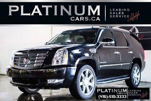 2011 Cadillac Escalade LUXURY/ AWD/ NAVIGATION/ 7 PASSENGER / RE