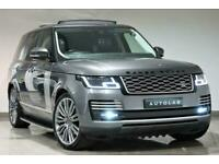 2018 Land Rover Range Rover 3.0 SD V6 Autobiography Auto 4WD (s/s) 5dr SUV Diese
