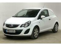 2014 Vauxhall Corsa CDTI ECOFLEX S/S VERY CLEAN FUEL EFFICENT IDEAL COMMUNTING/J