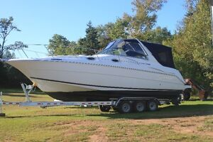 2000 302 Monterey 33 foot Cruiser REDUCED REDUCED