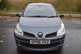 Renault Clio 1.4 16V EXPRESSION ** 6 MONTH WARRANTY ** (blue) 2006