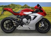MV Augusta F3 2014 ** TRACTION CONTROL, ABS, QUICK SHIFTER, RIDER MODES **