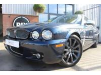 2009 09 JAGUAR XJ 2.7 TDVI V6 EXECUTIVE 4D 204 BHP DIESEL