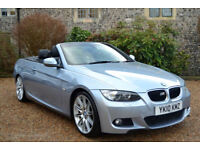 BMW 320 2.0TD 2009 d M Sport Highline, 47K MILES, FULL S/HISTORY, SEP MOT,