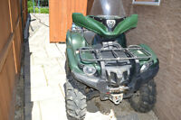 2007 Grizzly 4x4