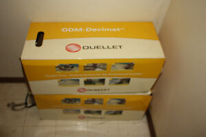 Ouellett  120 Volt in floor heating cable on mats never used sti