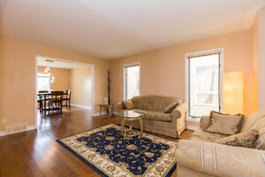 Large Detached Home with double garage,updates, approx 2400 SQFT