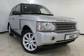 2007 56 LAND ROVER RANGE ROVER 4.2 V8 SUPERCHARGED 5DR AUTOMATIC 391 BHP