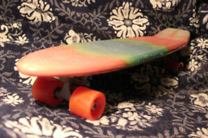 "1970's SKATE BOARD (VIEW OTHER ADS)  24"" Long"