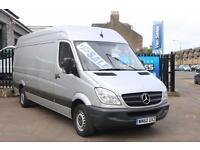 MERCEDES SPRINTER LWB SILVER EXCELLENT CONDITION *LOW MILES*
