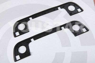 NEW REAR Door Handle Gasket Rubber Seals x2 for BMW E32 E34 E36 Z3 3 5 7 Series