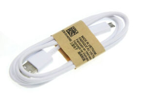 Samsung BNIB ECB-DU4AWE Original Micro USB Charger Data Cable