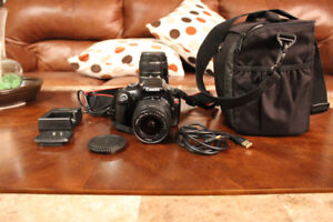 Canon Rebel EOS T3 - 18-55mm Lens (Everything Included)