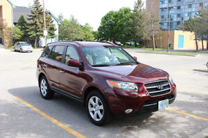 Santa Fe GLS 2007 -  Low Mileage, New brakes, Emission tested