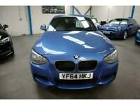2014 BMW 1 Series 2.0 116D M SPORT 5d 114 BHP Hatchback Diesel Manual
