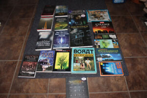 Ghost book Lot