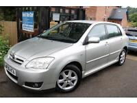 2006 (06) Toyota Corolla 1.4 VVT-I 5Door COLOUR COLLECTION FSH Finance Available