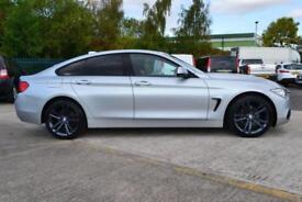 2015 64 BMW 4 SERIES 2.0 420D SPORT GRAN COUPE 4D AUTO 181 BHP DIESEL
