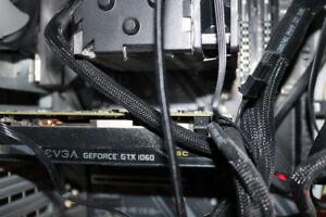 EVGA 1060 GTX 3gb GPU SC