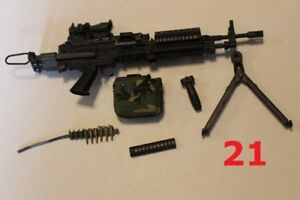 1/6 Accessories for Hot Toys Threezero GI Joe Sets 21-29