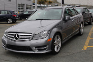 2013 Mercedes-Benz C-Class C 350 Sedan