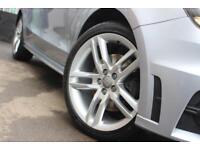 2014 14 AUDI A1 1.6 TDI S LINE 3D 105 BHP DIESEL