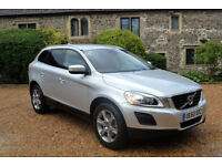 Volvo XC60 2.0TD D3 Geartronic 2011MY SE Lux, 61K MILES, FULL S/HIST, 3 OWNER