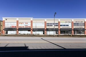 7393 Marham Rd. Units101-104 Joined Commercial Unit for Lease