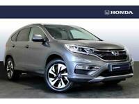 2015 Honda CR-V ESTATE 2.0 i-VTEC EX 5dr Auto SUV Petrol Automatic