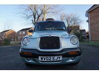 London Taxi TX1 Silver - 2002