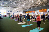VENDORS WANTED FOR YOGA SHOW AUG 26