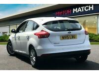 2015 Ford Focus ZETEC AUTO Hatchback Petrol Automatic