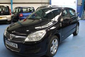 Vauxhall/Opel Astra 1.6 16v ( 115ps ) 2007.5MY Club