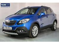2016 Vauxhall Mokka 1.4 Turbo 140ps SE With Front And Rear Parking Sensors And A