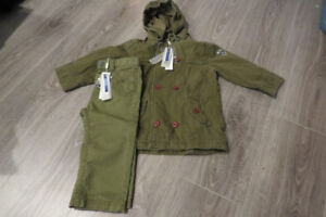 Brand New Mexx Jacket & Pants 18-24 months