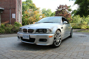 2001 BMW M3 Coupe (2 door)