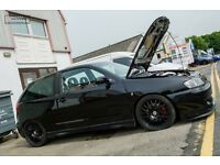 Ibiza cupra not to be missed running aqumist
