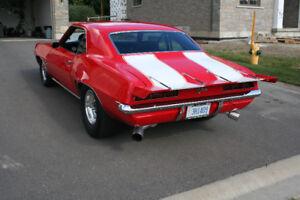 1969  z28 pro str  camaro