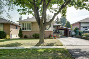 Rental - Entire 5BR, 2 WR House in Etobicoke for Rent